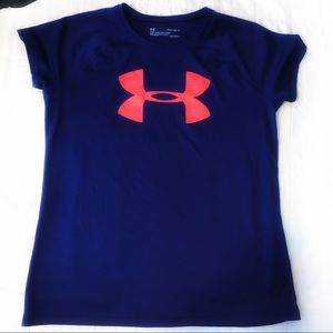 Under ARMOUR 10/12 l girls top